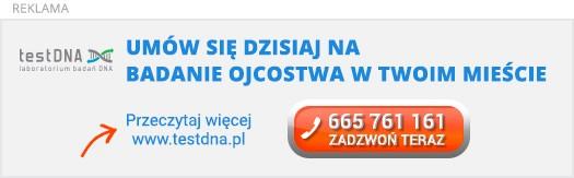 ranking polskich laboratoriów genetycznych, laboratoria genetyczne ranking