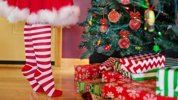 Święta w rodzinie patchworkowej