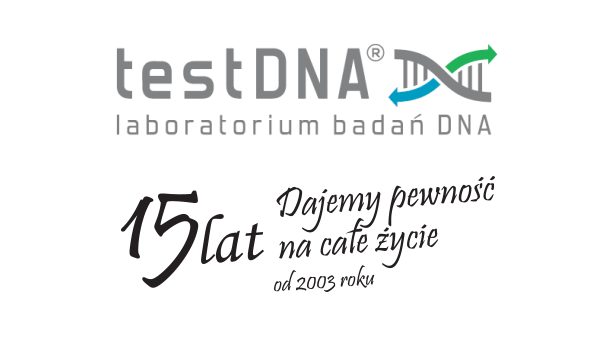 15 lat testDNA