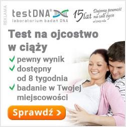 Test na ojcostwo w ciąży