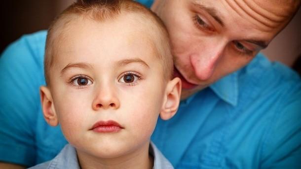 syn nie jest podobny do ojca